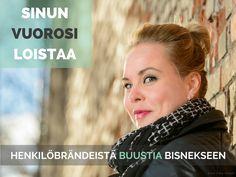 Miksi henkilöbrändi on tärkeä, kuinka brändäys aloitetaan ja mitä yritykset hyötyvät asiantuntijoidensa brändäyksestä? Puheenvuoro Innostu Kasvuun -seminaari...