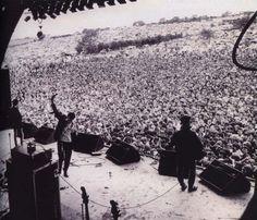 The Smiths live at Glastonbury