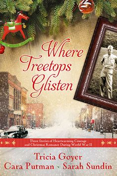 Where Treetops Glisten: Excited to announce my new WWII fiction book with Cara Putman and Sarah Sundin!