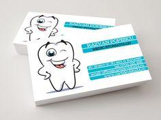 "Model carti de vizita ""Dentist 03"""