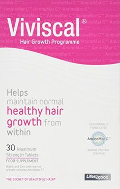 From 19.99:Viviscal Maximum Strength Hair Growth Supplements 2 Week Supply (30 Tablets) | Shopods.com