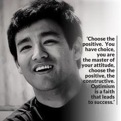 Bruce Lee, Optimism, Workout Challenge, Cross Training, Beachbody, Positive Vibes, Attitude, Challenges, Success