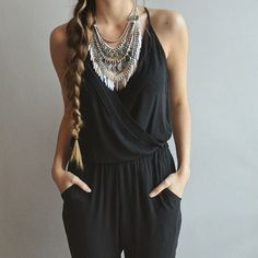 Necessary Clothing Jumpsuit