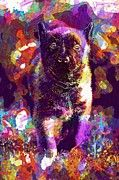 """New artwork for sale! - """" Puppy Sweet Cute Dog Young Animal  by PixBreak Art """" - http://ift.tt/2vwd9Zs"""