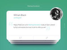 Atlanta Tech Village - Twitter Feed by Greg Gonzalez for Mossio