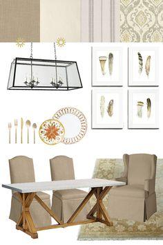 Dining Room Design From Ballard Designs Select Fabrics 7 Vera Cruz Home On