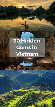 future travel Want to discover a more authentic side of Vietnam? From charming rural towns to rising eco-tourism here are the best hidden gems in Vietnam Cool Places To Visit, Places To Travel, Travel Destinations, Instagram Travel Hashtags, Thailand Travel, Asia Travel, Cambodia Travel, Travel Plane, Airplane Travel