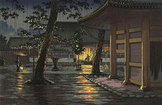 近代の浮世絵『新版画』に再び注目、絵師・川瀬巴水とは?