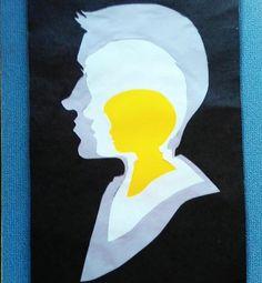 #stagesoflife #man #cutout #notsoordinary #artshare #instaart #art_conquest #artistuniversity #hiddenartists #worldofartists #legendary_art #a #portrait #papercuts #funpatterns #silhouettes #artscrowd