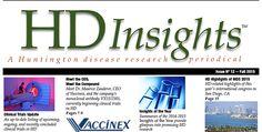 HD Insights - Stato della ricerca sulla Malattia di Huntington