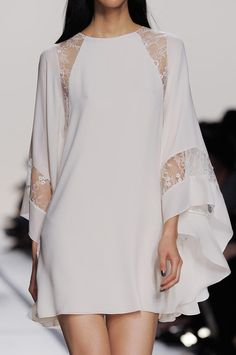Elie Saab's spring / summer 2014 runway show at Paris fashion week