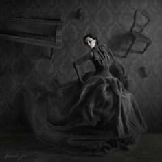 Love the dark mood, re-imagine with just flashes of color from extensions Artistic High Fashion photography High Fashion Photography, Dark Photography, Black And White Photography, Amazing Photography, Contemporary Photography, Beauty Photography, Creative Photography, Black Mode, Gothic Art