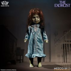 LIVING DEAD DOLLS PRESENTS: THE EXORCIST (PRE-ORDER)