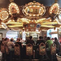Carousel Bar And Lounge — New Orleans | 21 Insanely Unique Bars Around The World You Need To Drink At ASAP