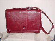 Only $45 LIZ CLAIBORNE Brand New Shoulder Bag - Red Leather