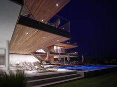 FOUNDSPACENZ — Ocean Deck House / Stelle Lomont Rouhani...