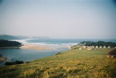 Bulungula, The wild coast in the eastern cape in South Africa. Eco- and fairtrade tourism!