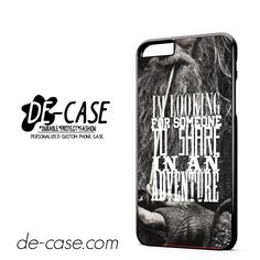 The Hobbit Gandalf Quote DEAL-10760 Apple Phonecase Cover For Iphone 6/ 6S Plus