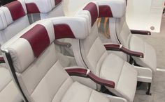 A company has finally made the dreaded middle seat comfortable