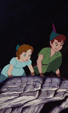 A plan to save Tiger Lily, Peter Pan - 1953