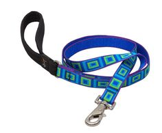 Lupine 3/4 Inch Sea Glass Padded Handle Dog Lead -- For more information, visit image link. (This is an affiliate link and I receive a commission for the sales)
