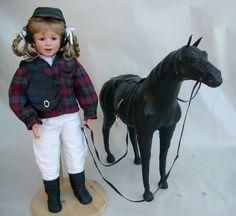 Dollmaker Brit - Line