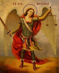 San Miguel Arcángel como el pesador de almas
