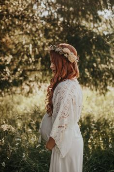 """Maternity Photos + A Prayer For Our Baby Girl """"Before I formed you in the womb I knew you, and before you were born I consecrated you…"""" [. Maternity Photography Poses, Maternity Poses, Maternity Dresses, Inspiration Photoshoot, Audrey Roloff, Fall Maternity, Rustic Maternity Photos, Girl Maternity Pictures, Girls Dresses"""