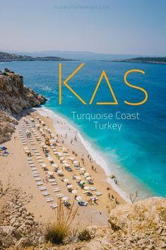 Costa, Turkey Travel, Beach Town, Asia Travel, Luxury Travel, Travel Around The World, Where To Go, Beautiful Beaches, Travel Inspiration