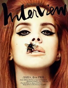 Lana Del Rey Is Everywhere (Like this New Interview Russia Cover): Here Are her Best Covers and Editorials So Far