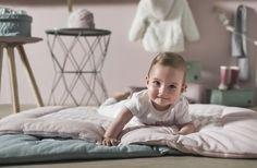 Jollein boxkleed *Wafel vintage* - BellyBloz - Baby & zwangerschap artikelen Hanging Chair, Box, Baby Kids, Vintage, Furniture, Decor, Accessories, Snare Drum, Decoration
