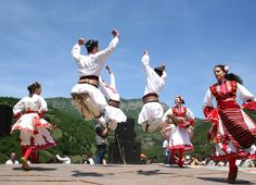Learn at least 5 different Bulgarian Folk Dances =)