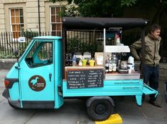 Image result for coffee cart