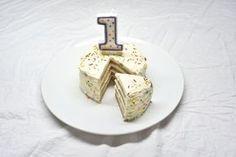 baby kuchen torte zum ersten geburtstag gesund zuckerfrei einfach
