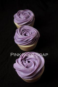 Lilac Cupcake