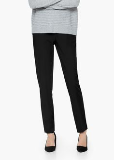Suit trousers - Trousers for Women | MANGO