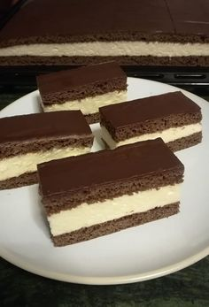 Hungarian Recipes, Dessert Recipes, Desserts, Tiramisu, Cookies, Cake, Ethnic Recipes, Tej, Food