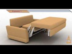 Furniture Haul Away Folding Sofa, Folding Furniture, Space Saving Furniture, Upholstered Furniture, Furniture Design, Sofa Cumbed Design, Sofa Come Bed, Sofa Drawing, Sofa Bed Mechanism