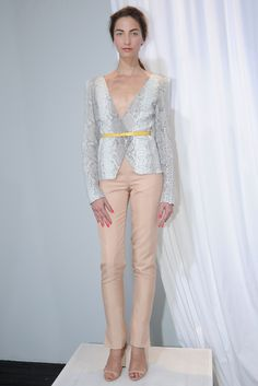 Wes Gordon | Spring 2012 Ready-to-Wear Collection | Style.com