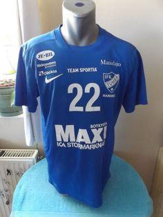 0468235e2 IFK TUMBA SWEDEN Handball Jersey 2015 Shirt  22 Trikot Maillot Camiseta  PLAYER  Nike