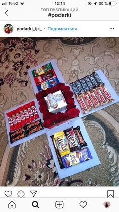 DIY Candy Gift Boxes for Birthday Presents for Boys- Wanna give your boyfriend a… – presents for boyfriend birthday Birthday Presents For Boys, Creative Birthday Gifts, Cute Birthday Gift, Birthday Gifts For Best Friend, Birthday Diy, Boyfriend Birthday Ideas Creative, Birthday Candy, Candy Gift Box, Candy Gifts