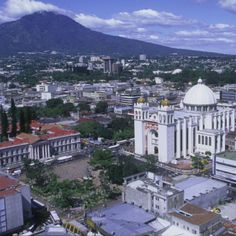 El Salvador. El Animista.