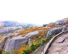 """Have been on a wonderfull trip to #Preikestolen today Pictures coming up """