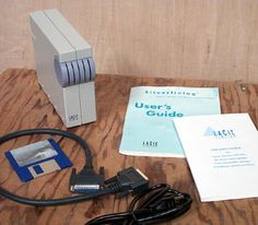 What started it all!  Lacie hard drive, tsunami (1988) Actually, it was the model before this that launched LaCie brand.