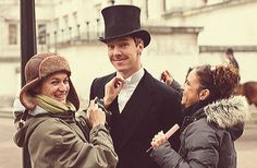 Cheeky! Parade's End - Behind the Scenes