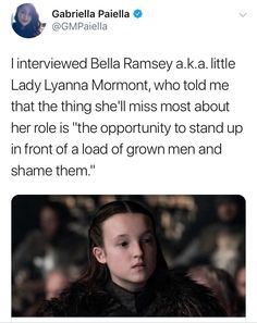 (notitle) - Game of Thrones - Humor Game Of Thrones Quotes, Game Of Thrones Funny, Game Of Thrones Series, Humor Mexicano, Lady Lyanna Mormont, Nerd Humor, Humor Quotes, Nerd Quotes, Nerd Memes