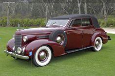 1937 Oldsmobile L-37 Redfern Saloon Tourer