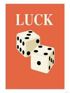 Luck: Dice Prints at AllPosters.com