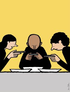 Modern Days – Illustrations de Jean Jullien