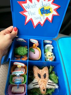 Lunch box - Imgur    This mom makes lunch time really special for her 5 year old son!!